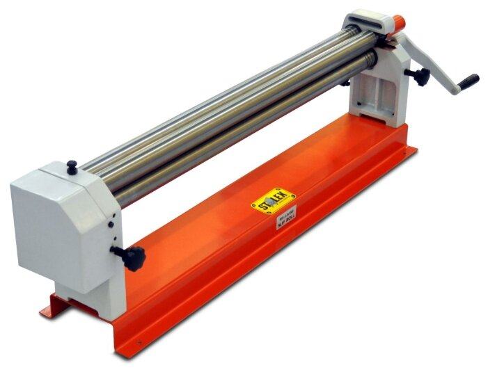 Вальцовочный станок ручной STALEX W01-0.8х1000