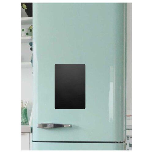 Доска на холодильник Doski4you Малая комплект черная