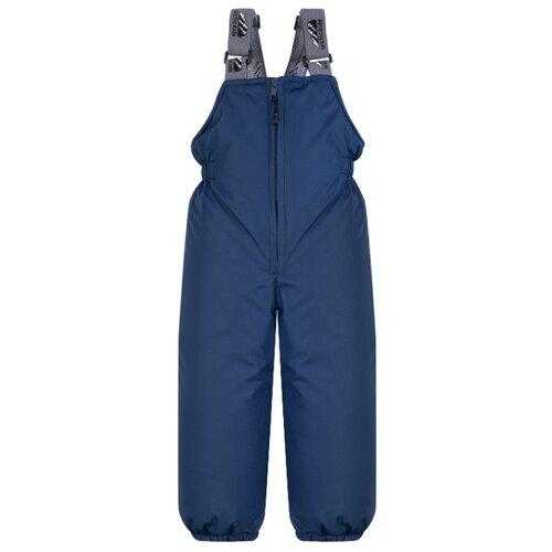 Купить Полукомбинезон Arctic Kids размер 140, синий, Полукомбинезоны и брюки