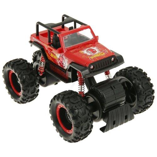 Купить Монстр-трак Hot Wheels Т14094 1:16 красный/черный, Машинки и техника