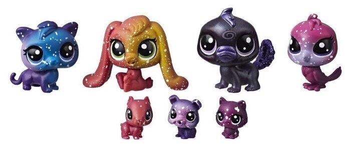 Игровой набор Hasbro Littlest Pet Shop Космические Петы E2254