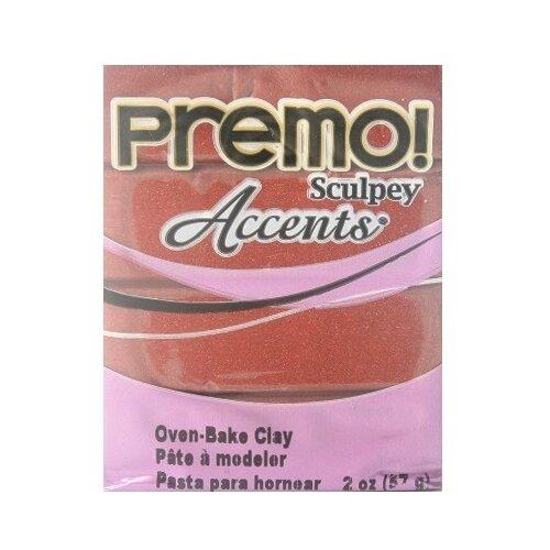 Купить Полимерная глина Sculpey Premo , цвет: №5519 под бронзу, арт. PE02, 57 г, Глина