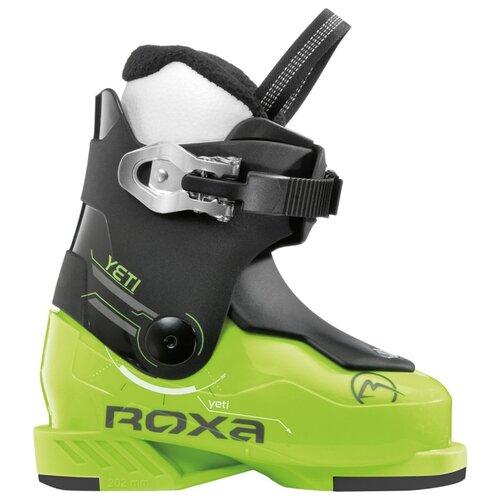 Ботинки для горных лыж ROXA Yeti 1 25 (ROXA) зеленый/черный