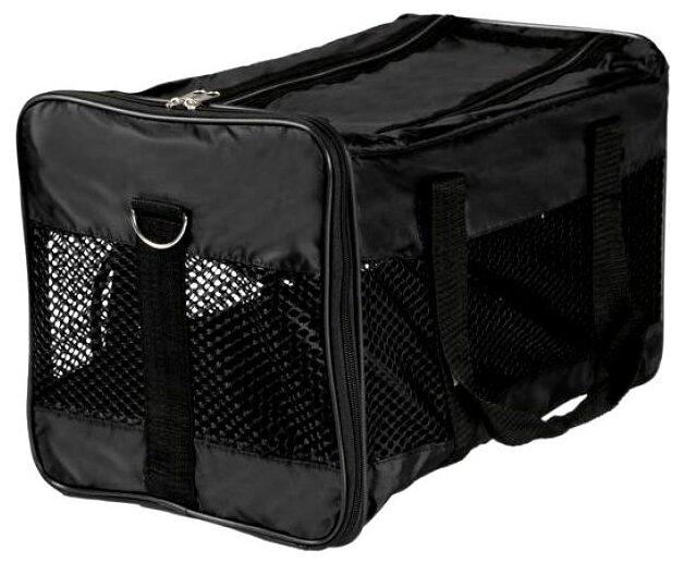Переноска-сумка для собак TRIXIE Ryan 48х25х27 см черный