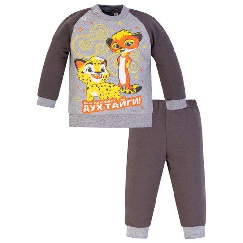 Купить Комплект одежды Утенок размер 98, серый, Комплекты и форма