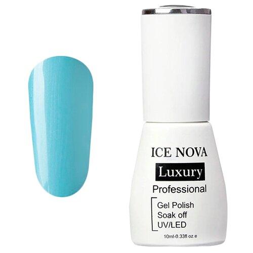 Купить Гель-лак для ногтей ICE NOVA Luxury Professional, 10 мл, 080 sky