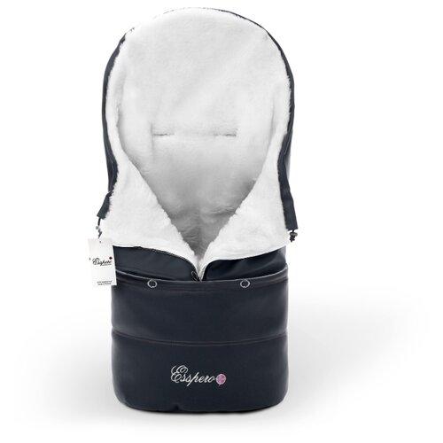 Купить Конверт-мешок Esspero Transformer Arctic 105 см black, Конверты и спальные мешки