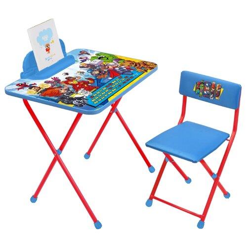 Комплект складной детской мебели Disney. Marvel 2 Ника Д2М2