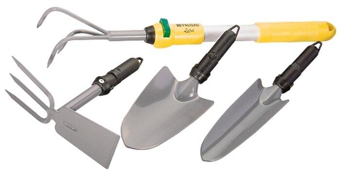 PALISAD Набор садовых инструментов Luxe 63032