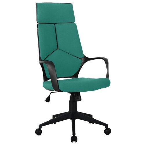 Кресло для руководителя Alsav кресла AL 766, обивка: текстиль, цвет: ткань зеленая