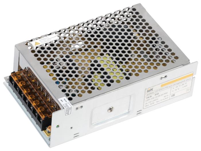 Блок питания для LED IEK LSP1-150-12-20-33-PRO 150 Вт