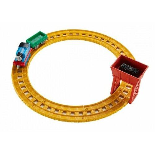 Купить Fisher-Price Стартовый набор Томас и угольный бункер , серия Collectible Railway, DGC04, Наборы, локомотивы, вагоны