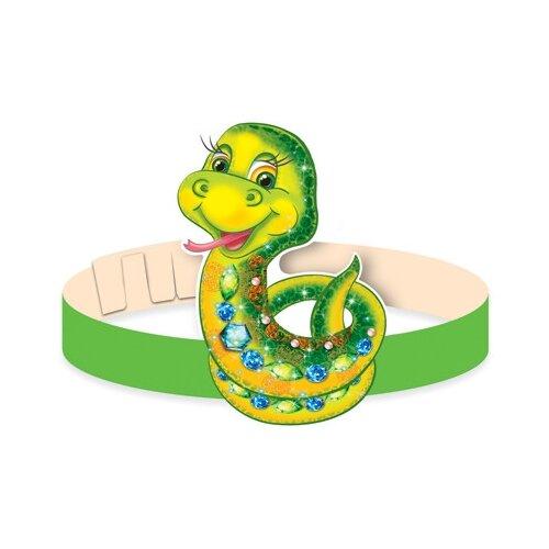 Купить Маска-ободок Змейка , Творческий Центр СФЕРА, Карнавальные костюмы