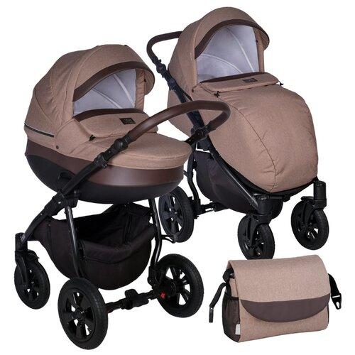 Универсальная коляска SWEET BABY Perfetto V2 (2 в 1) Mocco