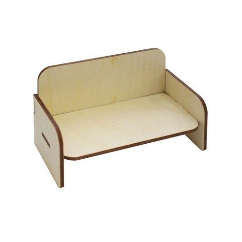 Купить Astra & Craft Деревянная заготовка для декорирования Диван L-513 береза, Декоративные элементы и материалы