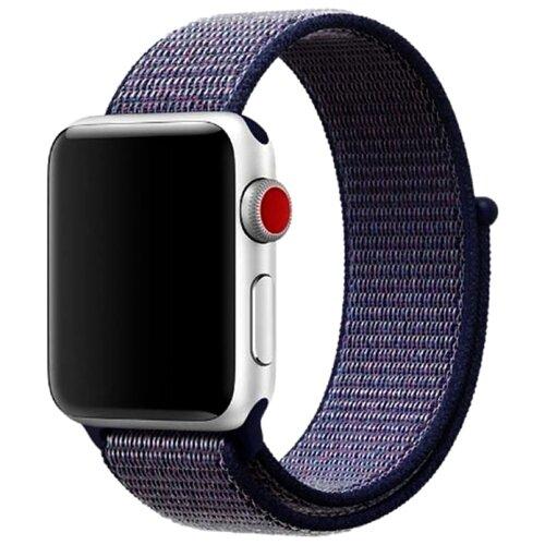 Devia Ремешок Series Sport 3 для Apple Watch 38/40mm синий