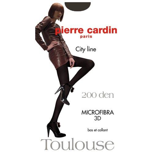 Фото - Колготки Pierre Cardin Toulouse, 200 den, размер II-S, fumo (серый) колготки 50 den pierre cardin marseille coffee 2 мл