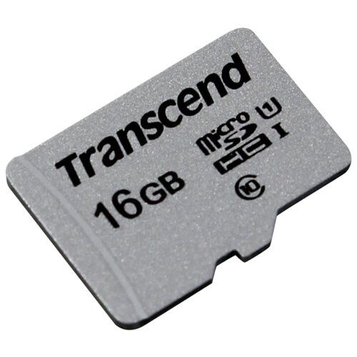Фото - Карта памяти 16GB microSD w/o adapter UHS-I U1 карта памяти transcend 16gb uhs i u1 sd card