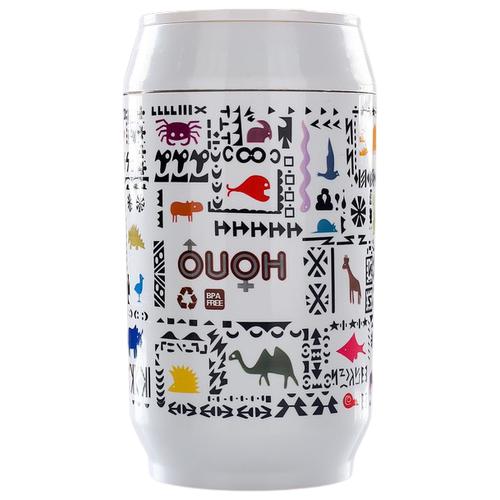 Термокружка TUNDRA Coke Can 1058306, 0.26 л белый
