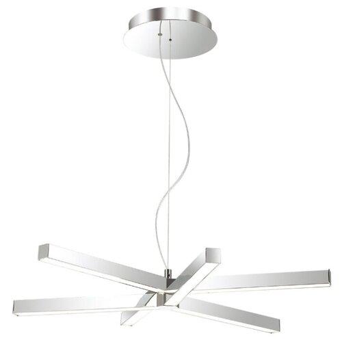 Люстра светодиодная Odeon light Veira 4017/49L, LED, 49 Вт подвесной светильник odeon light stravi 3810 49l