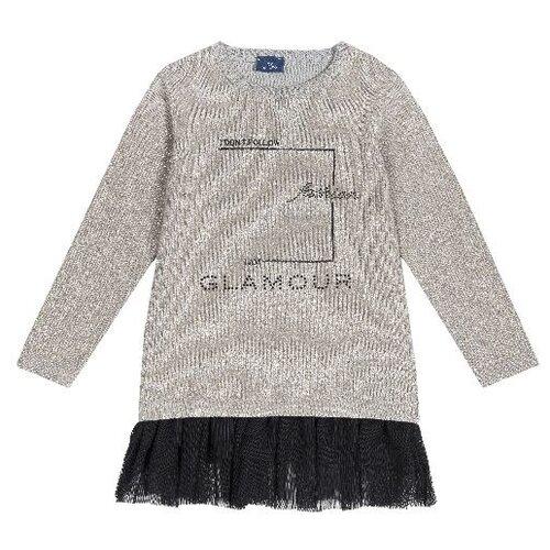 Платье Chicco размер 92, серый