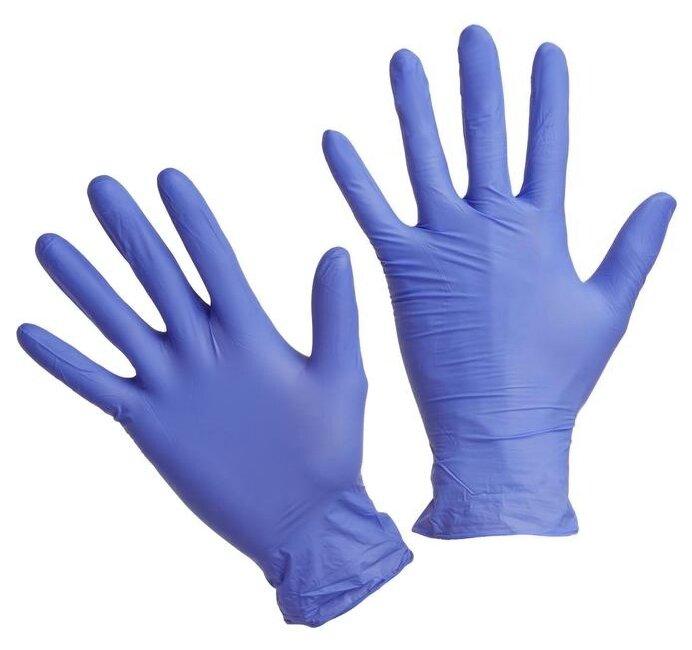 Перчатки смотровые Safe&Care LN302