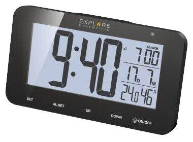 Часы с термометром Explore Scientific 75891 фото 1