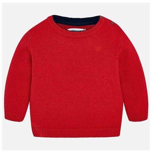 Джемпер Mayoral размер 92, красный джемпер mayoral размер 110 красный