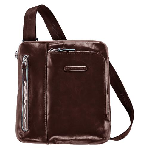 сумка планшет piquadro натуральная кожа табачный Сумка планшет PIQUADRO, натуральная кожа, красно-коричневый