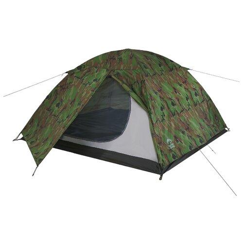 Палатка Jungle Camp Alaska 3 камуфляж цена 2017