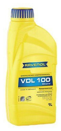 Масло для компрессоров Ravenol VDL100 1 л