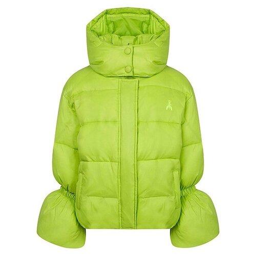 Фото - Куртка PATRIZIA PEPE размер 174, желтый patrizia pepe куртка