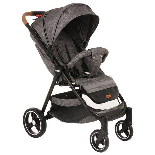 Прогулочная коляска Pituso Toledo (2020) grey