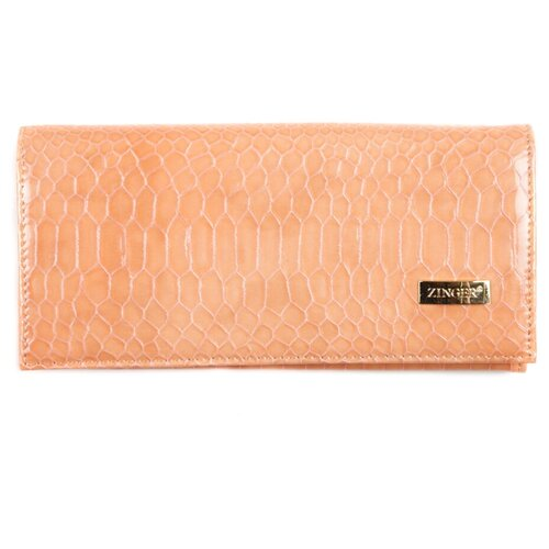 WN013-3 (P-01) Orange GIFT SERIES, ZW, B193, msz-9, Портмоне из кожи S.Serpe Col-11977, портмоне женское zinger sahara wn013 3 коричневое