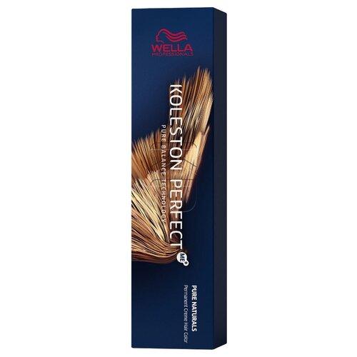 Wella Professionals Koleston Perfect Me+ Pure Naturals Краска для волос, 60 мл, 6/00 Темный блонд натуральный интенсивный