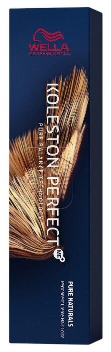 Wella Professionals Koleston Perfect Me+ Pure Naturals Краска для волос, 60 мл