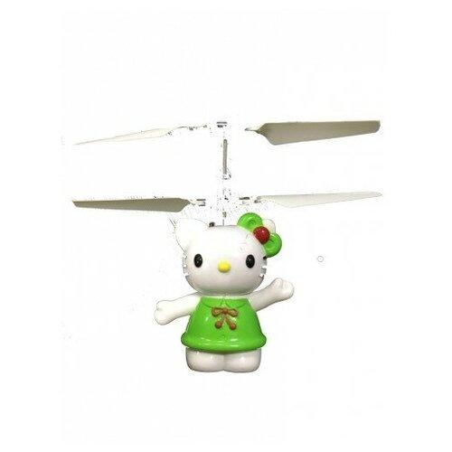 Купить Радиоуправляемая игрушка - вертолет Hello Kitty Robocar Poli, Silverlit, Роботы и трансформеры
