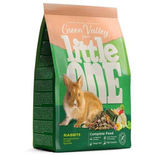 Фото - Корм для кроликов Little One Green Valley Rabbits 750 г little one little one корм для кроликов 900 г