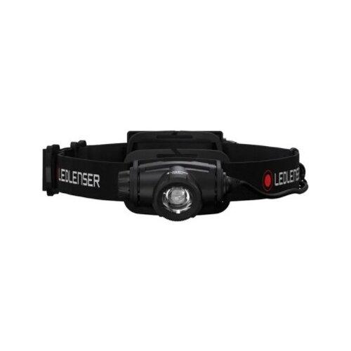 Налобный фонарь LED LENSER H5R Core черный