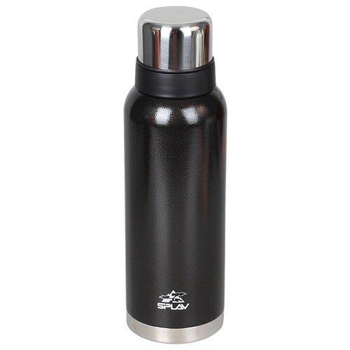 Классический термос Сплав SF-1200, 1.2 л черный