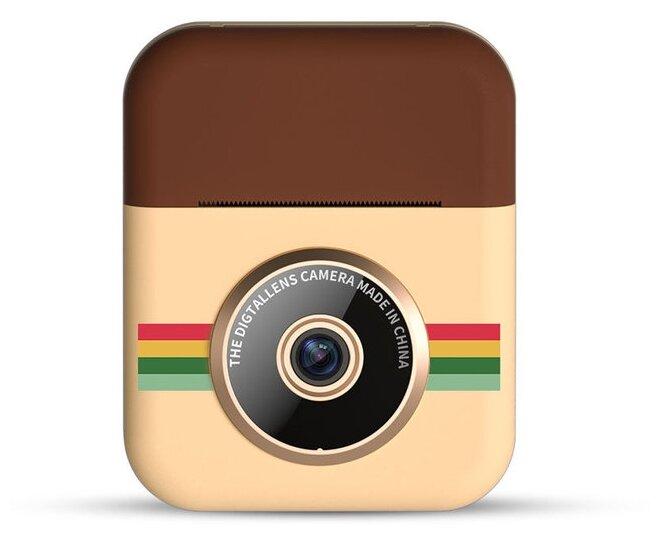 Фотоаппарат моментальной печати Printcam Kids digital camera