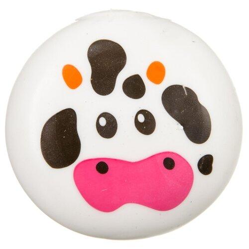 Купить Игрушка-мялка BONDIBON Чудики Корова (ВВ3572) белый, Игрушки-антистресс