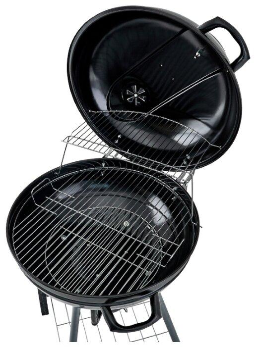 Угольный гриль Go Garden Barbeque 56, 66x57x85 см