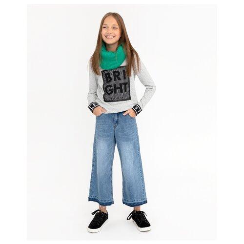 Джинсы Gulliver размер 170, голубой джинсы gulliver размер 170 серый