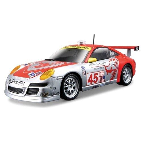 Купить Bburago Машина Ралли Porsche 911 GT3 RSR металлическая 1:24, 18-28002, Машинки и техника