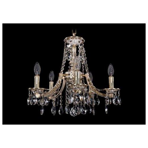 Люстра Bohemia Ivele Crystal 1771 1771/5/150/A/GW, E14, 200 Вт бра bohemia ivele crystal 1610 1610 3 gw