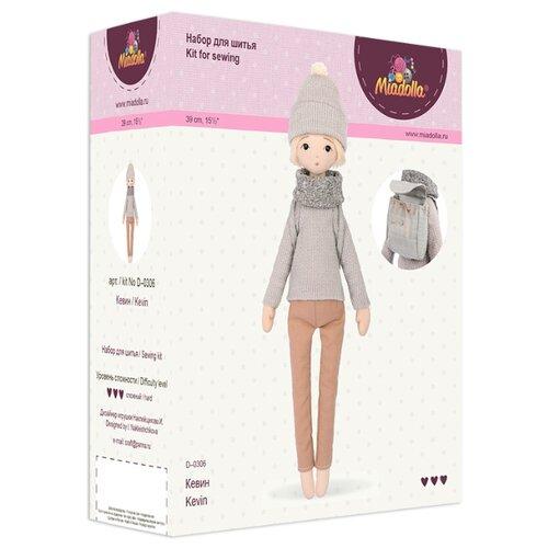 Купить Miadolla набор по изготовлению игрушки D-0306 Кевин ., Изготовление кукол и игрушек