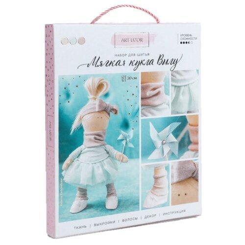 Купить Арт Узор Набор для шитья Интерьерная кукла Вилу (3548658), Изготовление кукол и игрушек