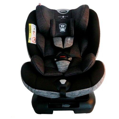 Автокресло группа 0/1/2/3 (до 36 кг) Cozy N Safe Arthur, black/grey группа 1 2 3 от 9 до 36 кг casualplay safe one