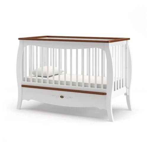 Кроватка Nuovita Astro (трансформер) белый кроватка jakomo teo 7 в 1 трансформер белый